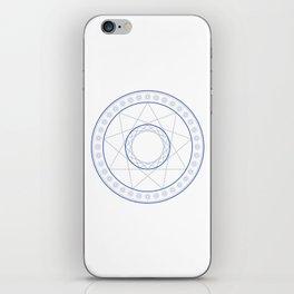 Anime Magic Circle 9 iPhone Skin