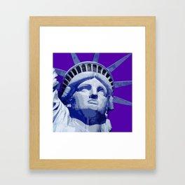 Liberty_2015_0405 Framed Art Print