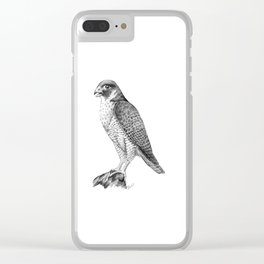 Peregrine Halcon Clear iPhone Case