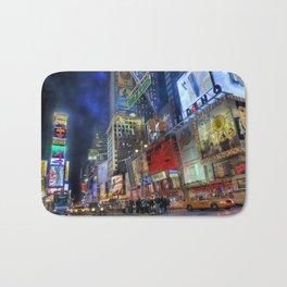 Times Square Bath Mat