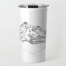 Shasta Poppies Travel Mug