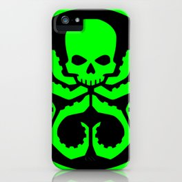 Hydra Logo iPhone Case
