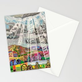 Rays of Sunlight Stationery Cards