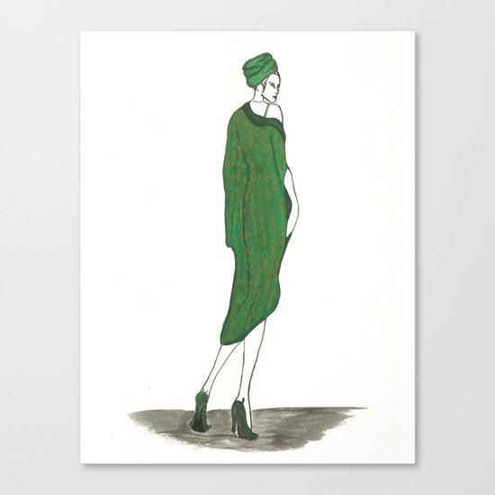 Passionate Women 3 Canvas Print