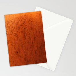en orange Stationery Cards