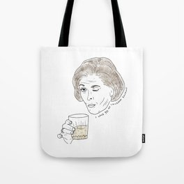 I love all my children equally. Tote Bag