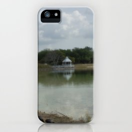 Afternoon in Ft.Lauderdale iPhone Case
