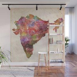 India map Wall Mural