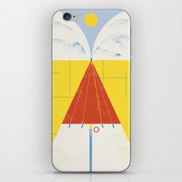 SUMMER QUEST iPhone Skin