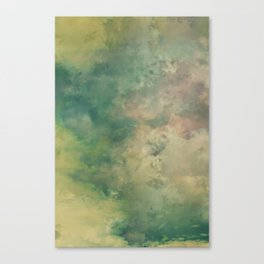 Marble Art V5 Canvas Print
