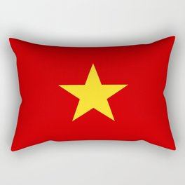Revolution Star Rectangular Pillow