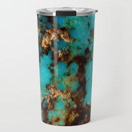 Turquoise I Travel Mug