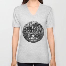 Sumpin Fishy Unisex V-Neck