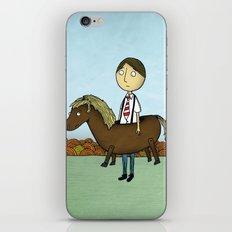 Horseback iPhone & iPod Skin
