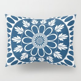 Botanical Ornament Pillow Sham