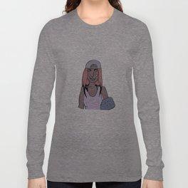 SKATER GIRL Long Sleeve T-shirt