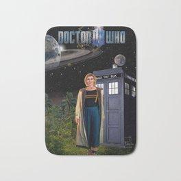 13th Doctor Bath Mat