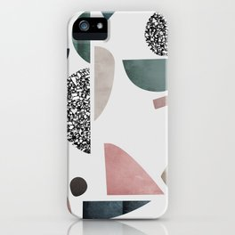 Mosaic 1 iPhone Case