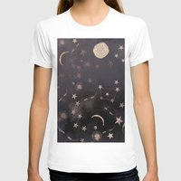 constellations T-shirts featuring Constellations  by dreamshade