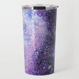 Space. Watercolor Travel Mug