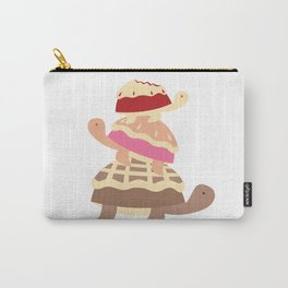 Turtle Pies Family Carry-All Pouch