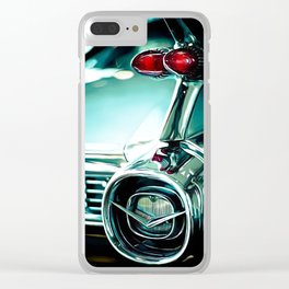 Tail Lights Clear iPhone Case