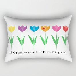 Tulips KT Rectangular Pillow