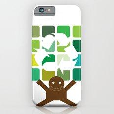 green world iPhone 6s Slim Case