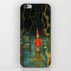 Small Journeys iPhone & iPod Skin
