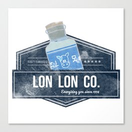 Lon Lon Co. Canvas Print