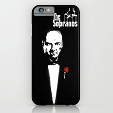 The Sopranos (The Godfather mashup) iPhone 6s Slim Case