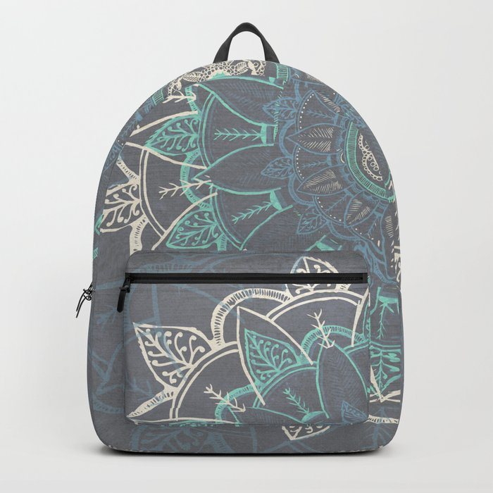 Zenful Mandala Backpack