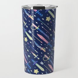 Magical Weapons Travel Mug