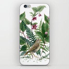 Woodland Birdsong iPhone Skin