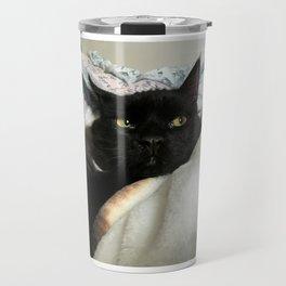 THE CAT WITH NO NAME M* Travel Mug