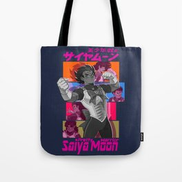 Saiya Moon Tote Bag