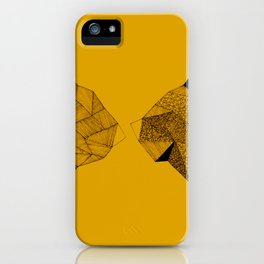 Stones iPhone Case