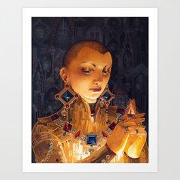 Covetous Art Print