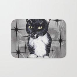 Witches Cat Bath Mat