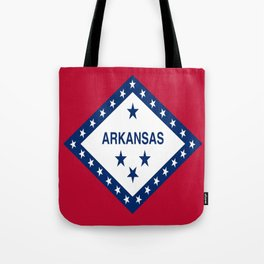 flag of arkansas-america,usa,The Natural State,Arkansan, Arkansawyer,Arkanite,Little Rock,Fort Smith Tote Bag