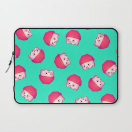 Champ pattern Laptop Sleeve