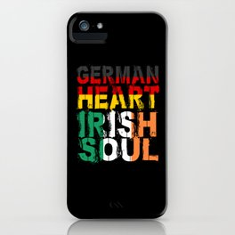 Ireland Irish Irish iPhone Case