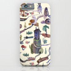 the big map Slim Case iPhone 6s