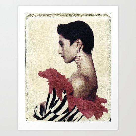 Maddy Art Print