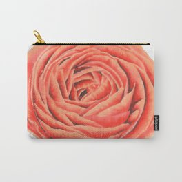 Rose. Big flower Carry-All Pouch