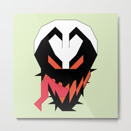 Anti-Venom Metal Print