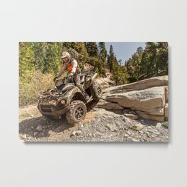 Miscellaneous Metal Print