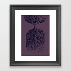 One Tree Planet Framed Art Print