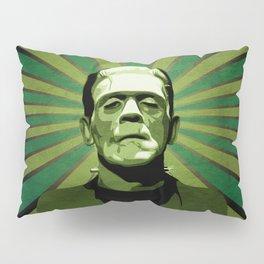 Frankenstein - Pop Art Pillow Sham
