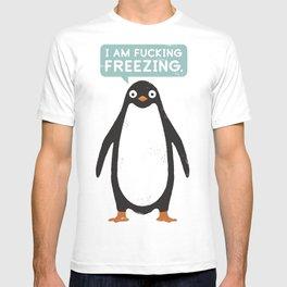 Talking Penguin T-shirt